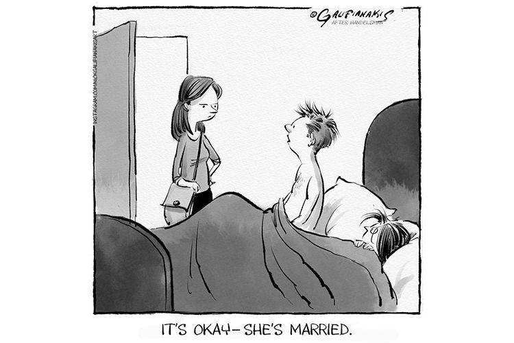 13 Ilustrasi Kecemasan dalam Hubungan untuk Seseorang yang Single