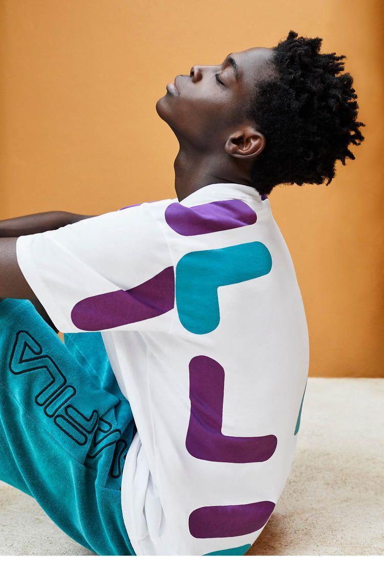 Koleksi FILA SS19 Hadir dengan Logo dan Aksen yang Bold