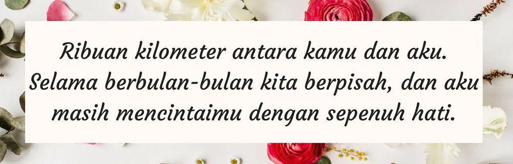 20 Kata-Kata Romantis untuk Pacar yang Bisa Kamu Contek