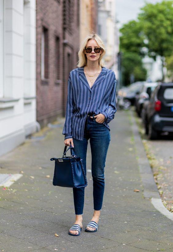 Masih Bisa Diandalkan di Tahun 2019, Ini Cara Kenakan Oversized Shirt