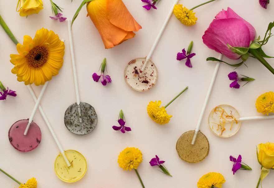9 Rasa Lolipop dari Bahan Organik Ini Akan Ajakmu Cintai Lingkungan