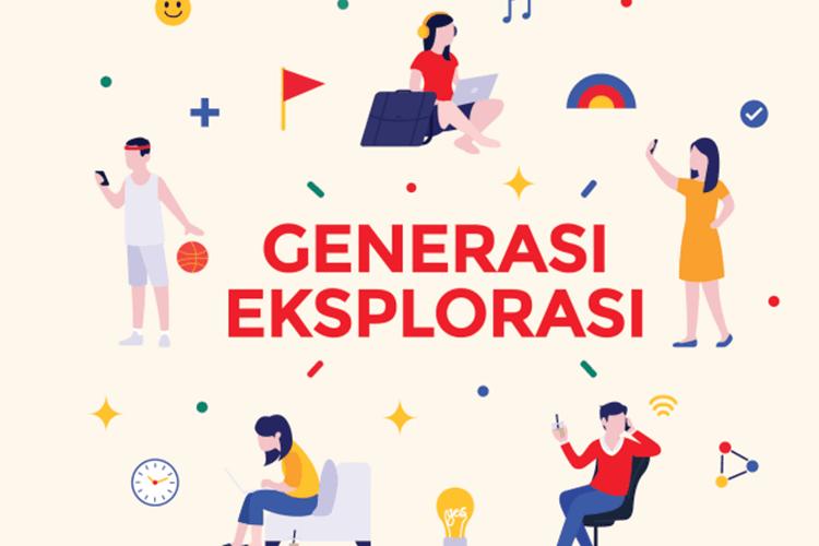 'Generasi Eksplorasi', Buku tentang Millennial Persembahan IDN Times