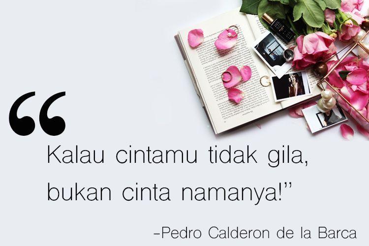 Kamu Tak Akan Kehabisan Kata-kata di Hari Valentine dengan 14 Kutipan Cinta Ini!