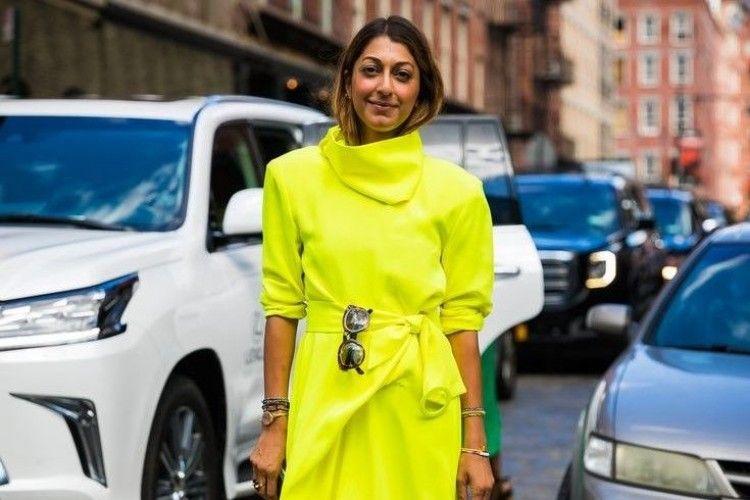 Tampil Paling Statement, Busana Warna Neon Bisa Jadi Pilihanmu