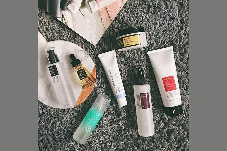 5 Produk Skincare Korea Yang Paling Digemari