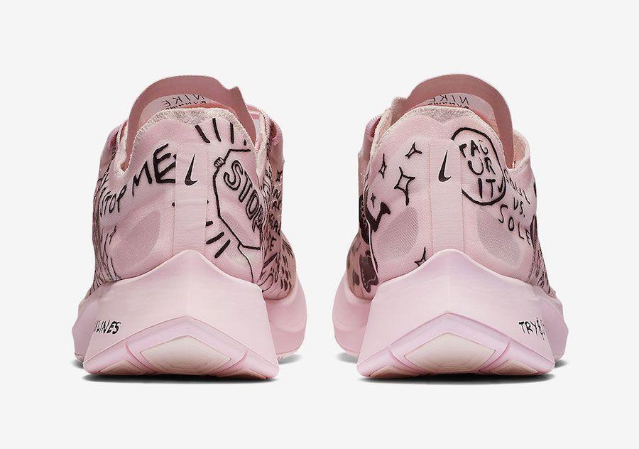 Ini Dia Sneakers 'Nike Zoom Fly SP' yang Disulap Jadi Super Artsy