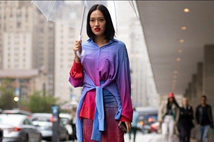 'Tie Dye' Motif Busana yang Diprediksi Akan Booming di Tahun 2019