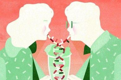 Miris, Ilustrasi Ini Gambarkan Pengorbanan Pasangan yang Sia-sia