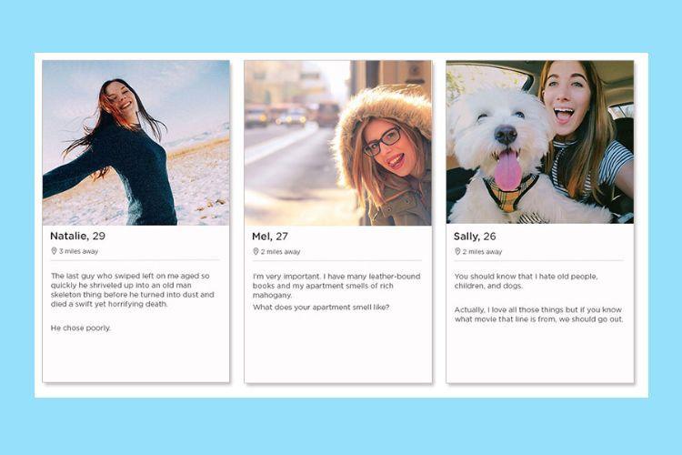 5 Langkah Membuat Profil Tinder yang Menarik,Foto Saja Nggak Cukup!