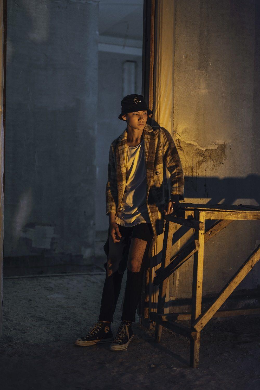 #IAMREAL: Dari 'Terpaksa' Hingga Passion Adam Rosydi di Dunia Modeling