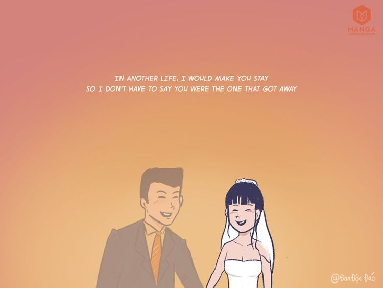 Ceritakan Kisah Cinta yang Tragis, Akhir Komik Ini Bikin Nangis!