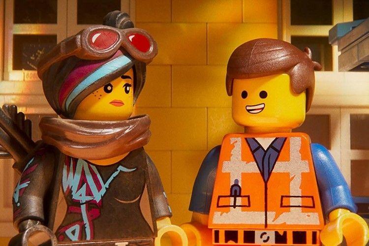 Gunakan Lebih dari 3000 LEGO Berbeda, Ini Fakta Unik LEGO Movie 2