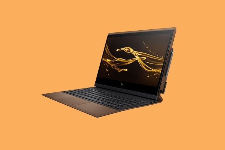 Laptop Konvertibel Kulit Pertama di Dunia, HP Spectre Folio
