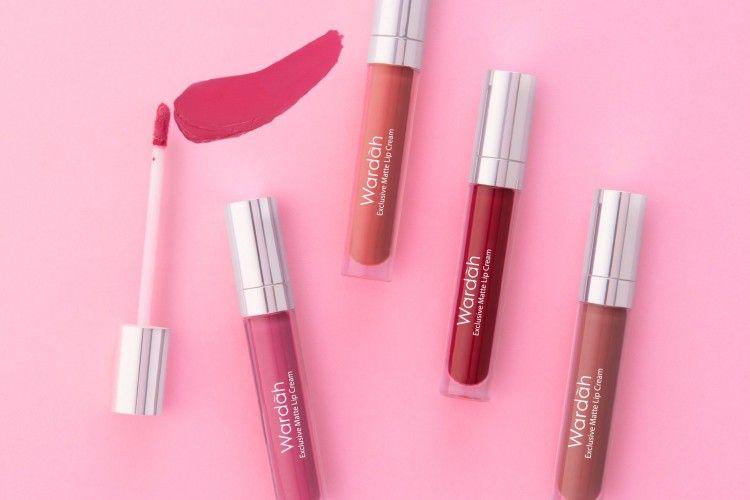 Hadirkan Lip Cream denganFormula Terbaru, Ini yang Beda dari Wardah