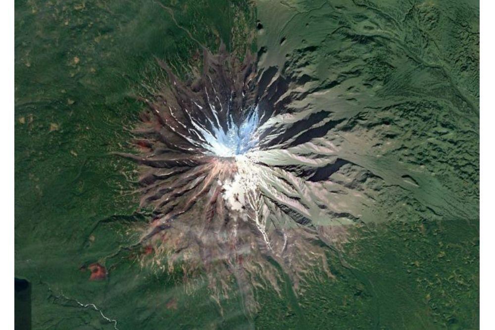 8 Foto Alam Menakjubkan yang Tertangkap Kamera Google Earth