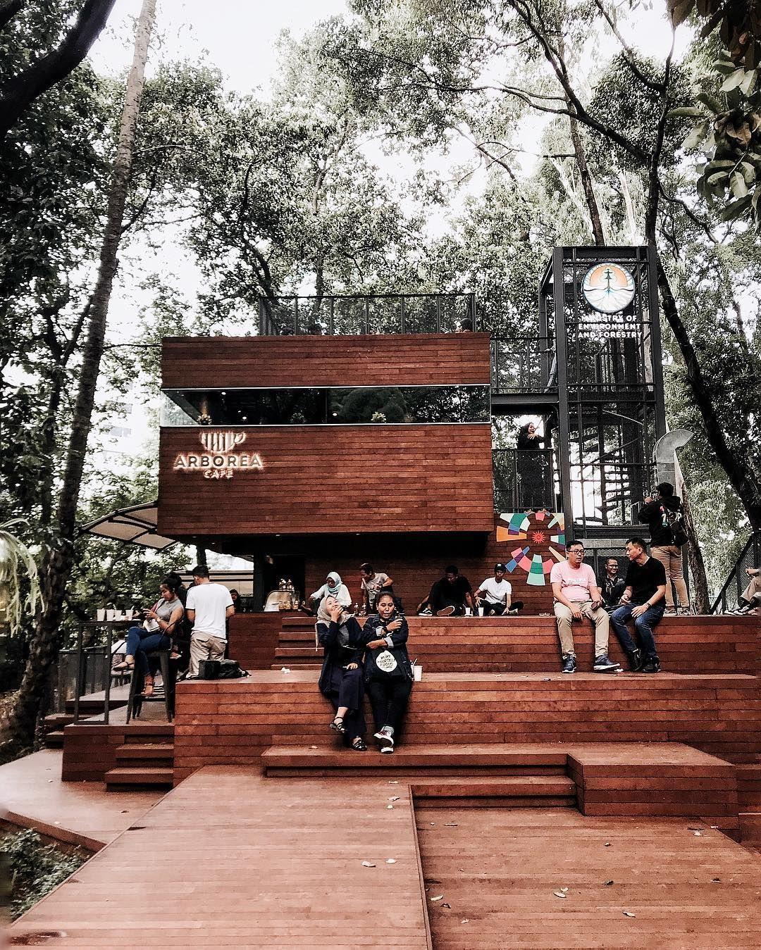 Fakta Unik Cafe Nan Teduh di Pusat Kota Jakarta