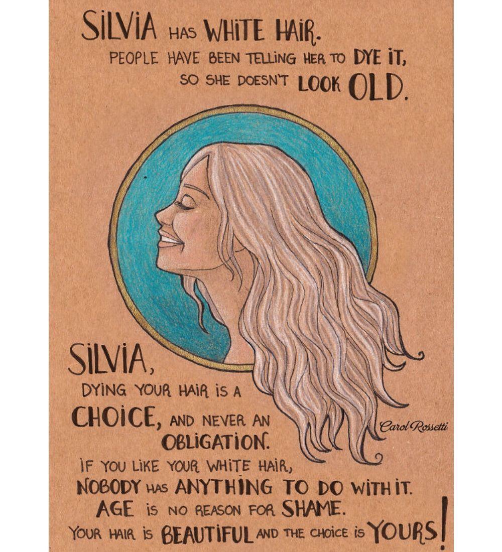 12 Ilustrasi Ini Berisikan Pesan Semangat untuk Perempuan di Dunia