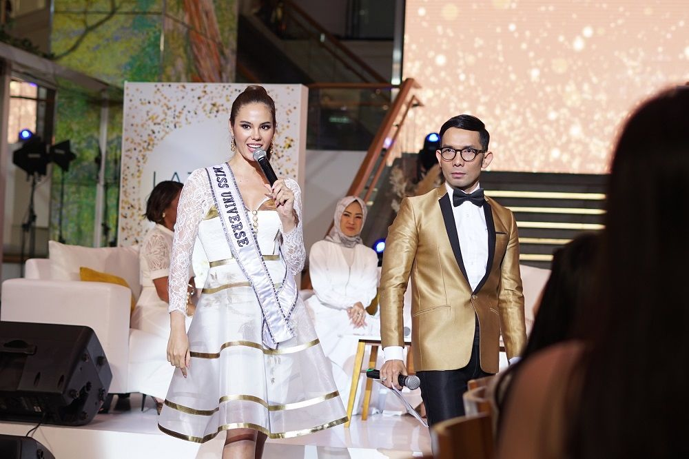 Hebat, Lazada Hadirkan Miss Universe di Tengah Mal, Ini yang dibahas!