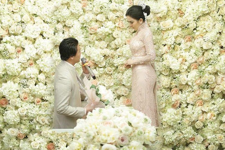 Terjawab Sudah! Ini 7 Fakta Mengejutkan dari Pernikahan Syahrini-Reino