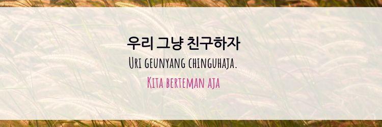 7 Kalimat Putus yang Sering Dipakai Pasangan di Korea