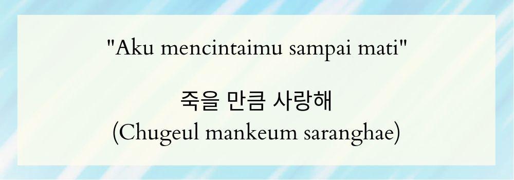 9 Kata Kata Romantis Untuk Pacar Dalam Bahasa Korea Bikin Meleleh
