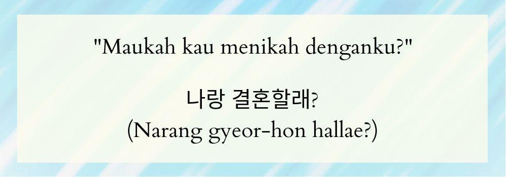 kata kata r tis untuk pacar dalam bahasa korea bikin meleleh