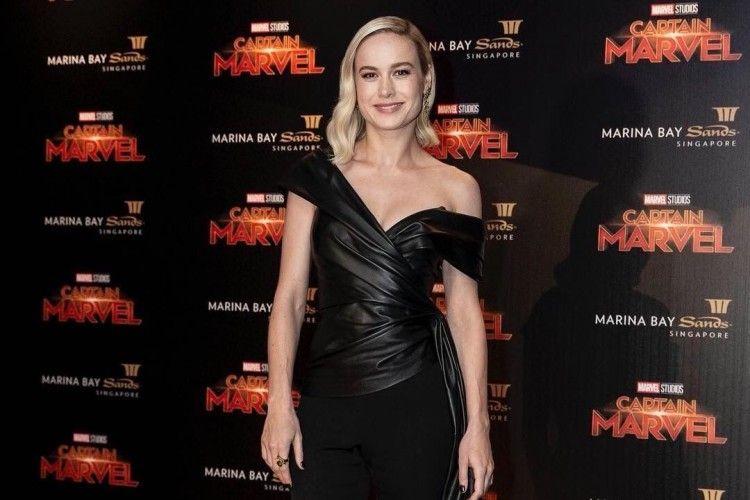 Brie Larson, Si Captain Marvel yang Juara saat di Karpet Merah!