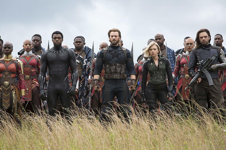 Seminggu Tayang, Captain Marvel Raup Keuntungan Rp6,5 Triliun