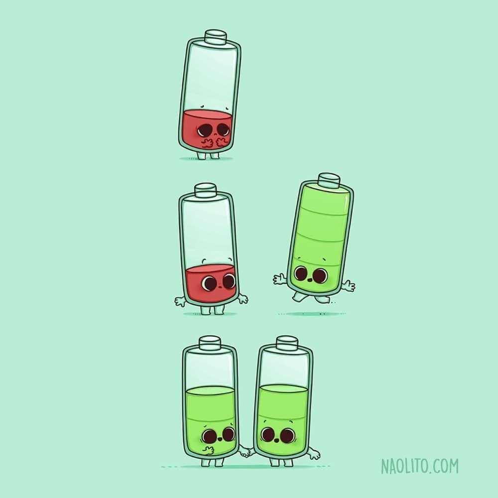 7 Ilustrasi Ini Gambarkan Kalau Hal Positif Itu Bisa Menular