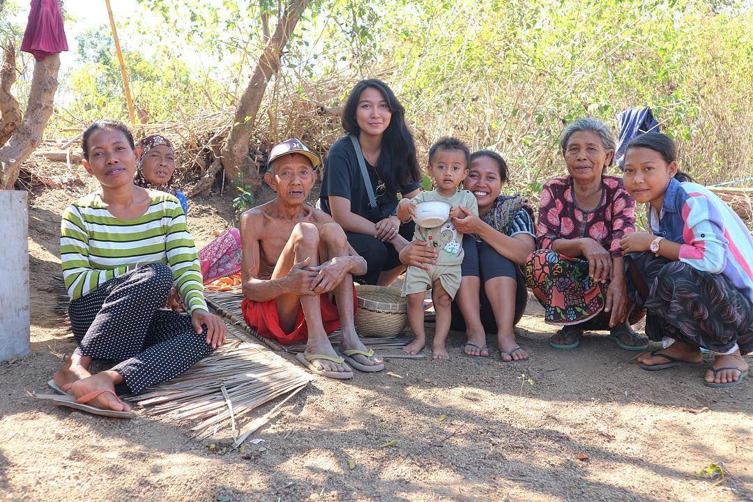 #BFA2019: Pesona Chintya Tengens, Cewek Petualang yang Anti Jaim