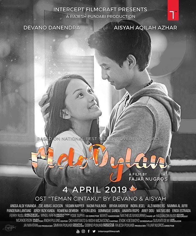 Perjalanan Karier Devano Danendra Pemeran Utama Film Melodylan