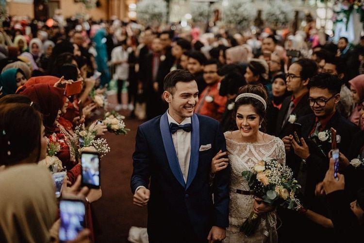 7 Rekomendasi Wedding Organizer Pilihan Artis Indonesia Saat Menikah