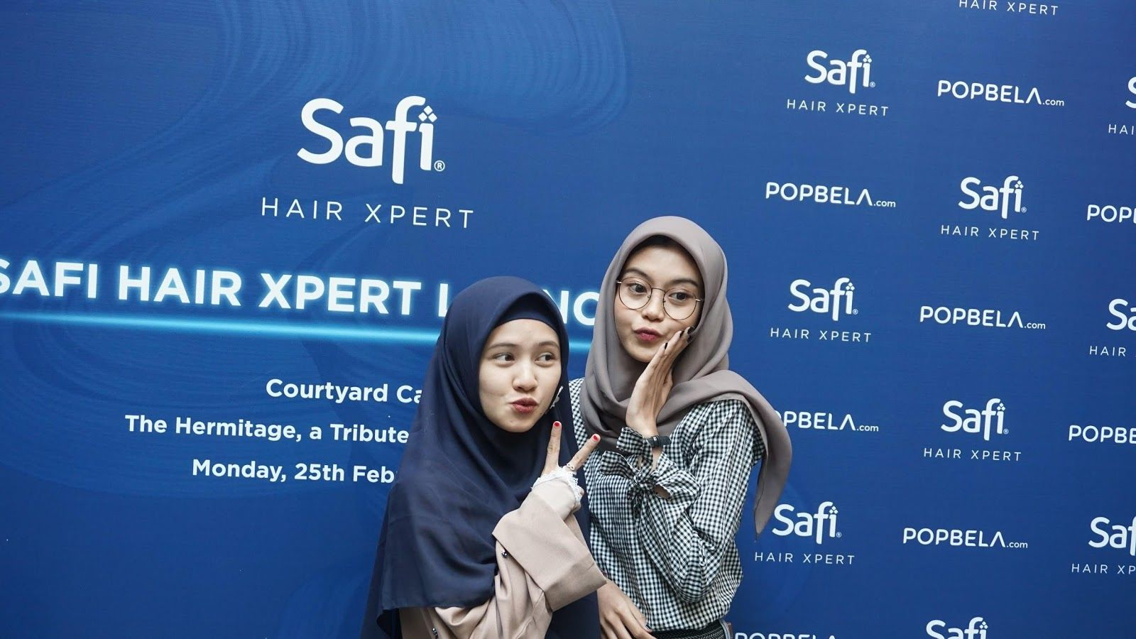 Cewek Hijab Suka Bingung Pilih Shampoo? Safi Launching Inovasi Terbaru