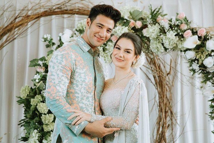 Undangannya Tersebar, Irish Bella dan Ammar Zoni Menikah Bulan Depan