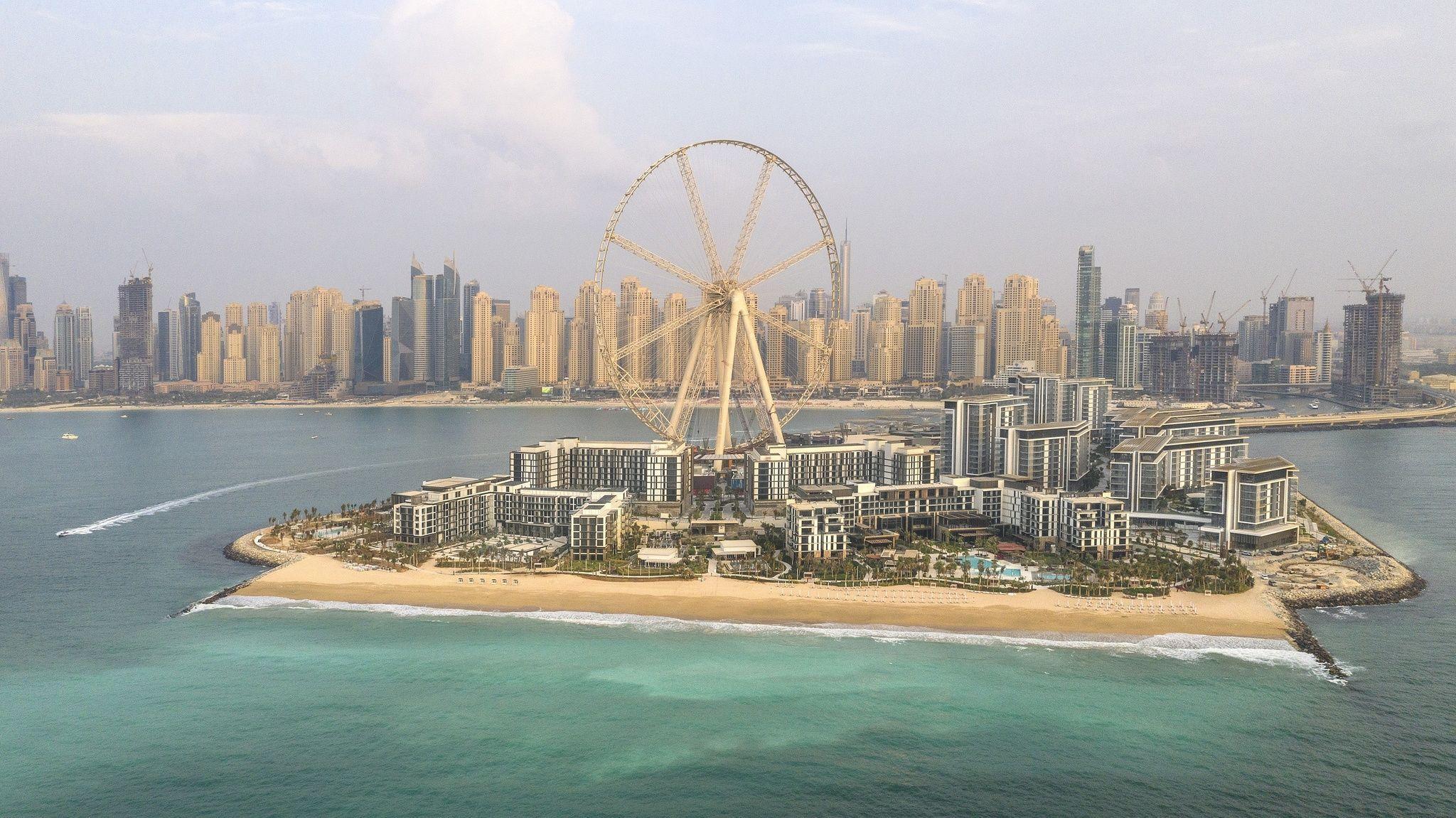 Daya Tarik Baru yang Mewah dan Megah di Dubai