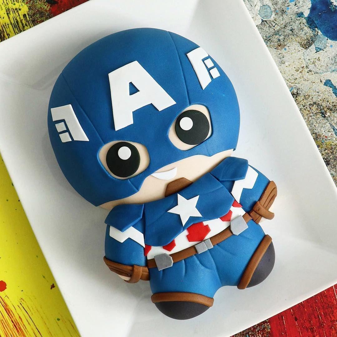 Super Gemas! 10 Kue Ini Dibuat Menyerupai Karakter di Dalam Film