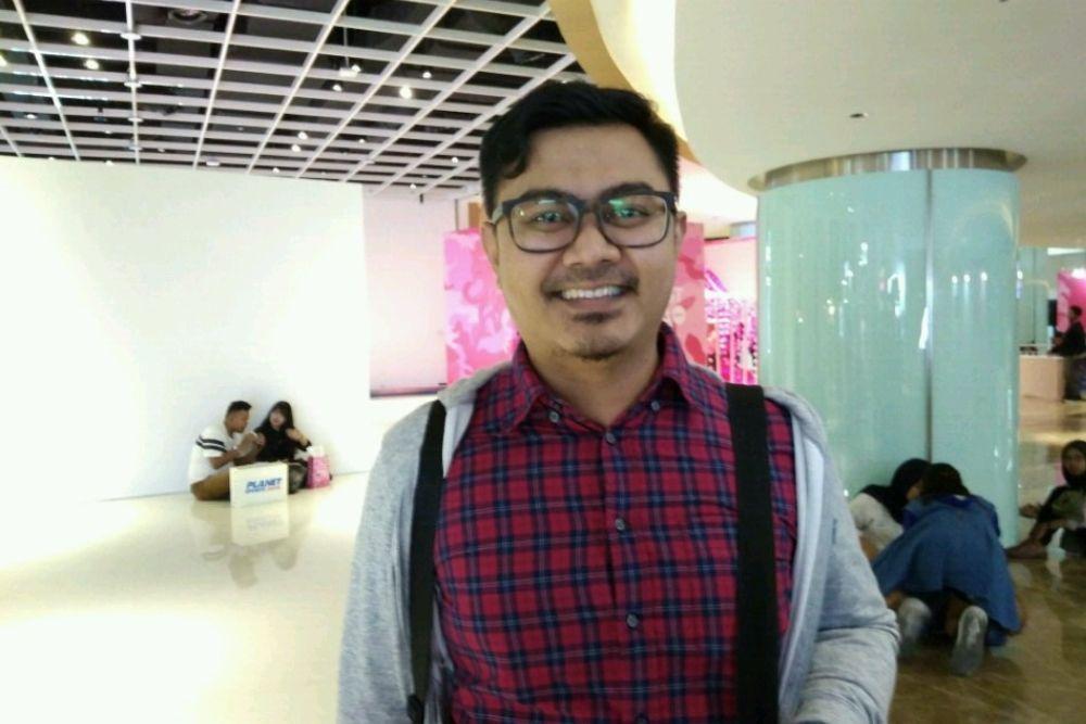 #BFA2019: Demi Jasa Titip, Laki-Laki Ini Kunjungi BeautyFest Asia 2019