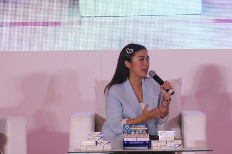 #BFA2019 Tyna Kanna Mirdad: Perempuan Cantik Itu yang Percaya Diri!