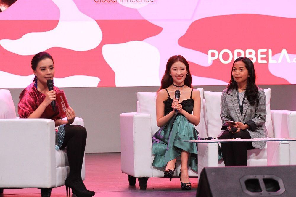 #BFA2019: Ngobrol Seru Bareng Risabae di BeautyFest Asia 2019