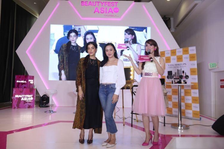 #BFA2019: Suka Duka Tasya Farasya Jadi Beauty Influencer di Tahun Ini