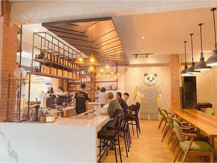 Tak Kalah Dengan Jakarta, Coffee Shop Di Semarang Ini Juga ...