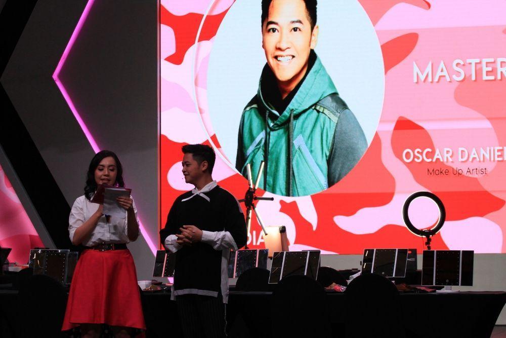#BFA2019: Bicara Soal Makeup dari Hati Ke Hati dengan Oscar Daniel