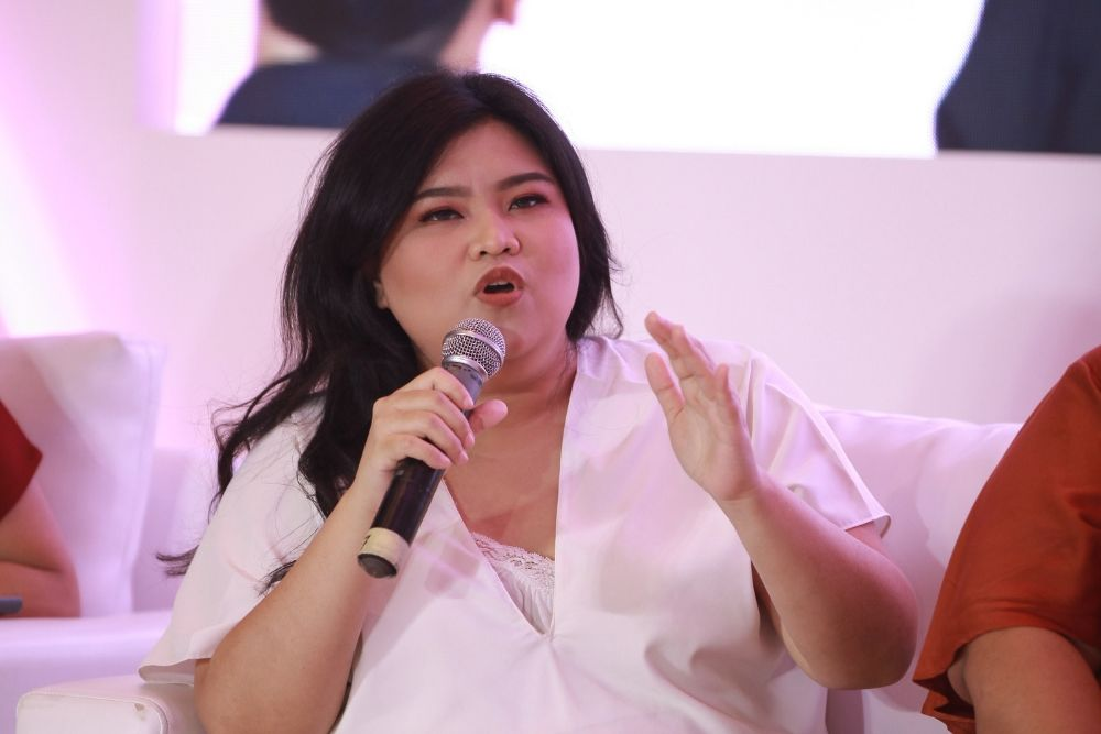 #BFA2019: Ucita Pohan, Kill Haters with Kindness!