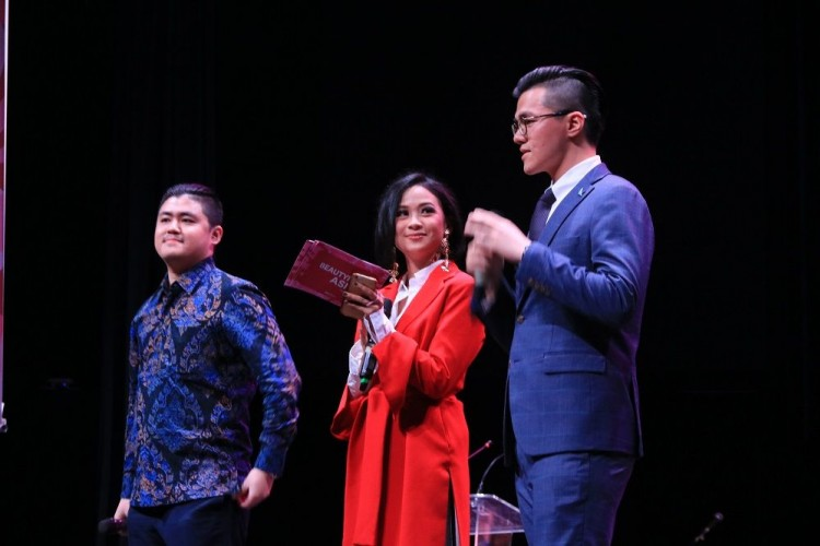 #BFA2019: Quotes Inspiratif di Beauty Award 2019