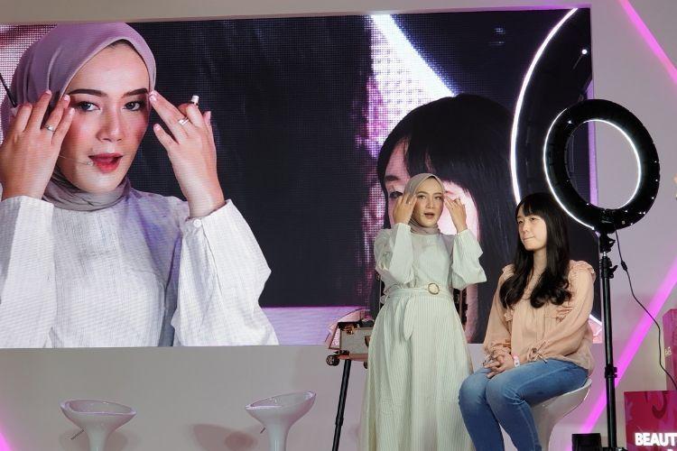 #BFA2019: Nggak Ribet, Ini Tips Eye Make up Sempurna a la Ashry Rabani