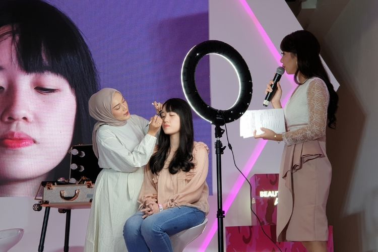 #BFA2019 Menang Best Eyeliner, Ini Keunggulan Beauty 101 by Wardah