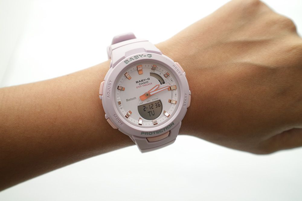 #Review: Casio Baby-G yang Mengusung Fitur Step Tracker