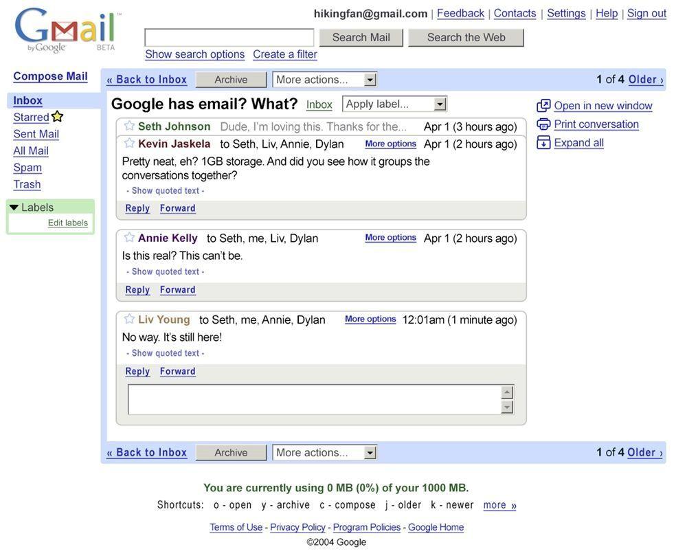 15 Tahun Berlalu, Ini Perubahan dan Kecanggihan Baru Gmail