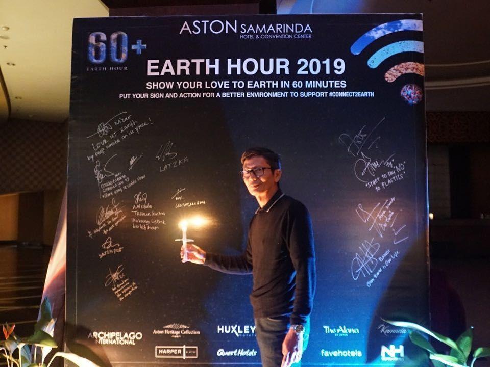 Cinta Bumi, 7 Hotel Ini Ikut Berpartisipasi di Earth Hour 2019