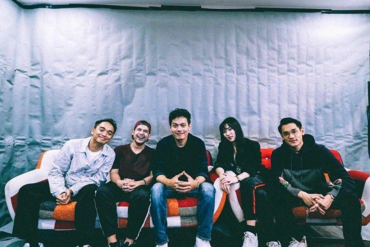 Lebih Segar dan Bikin Goyang, Dipha Barus Remix Ulang Lagu Heaven